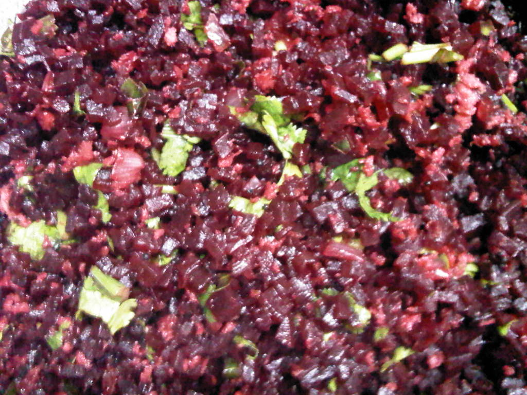 Beetroot - Side dish