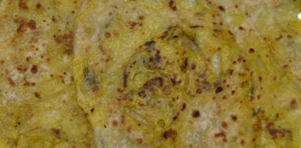 Maida Aaloo Paratha