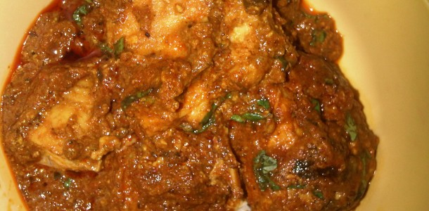 Spicy Fish Masala