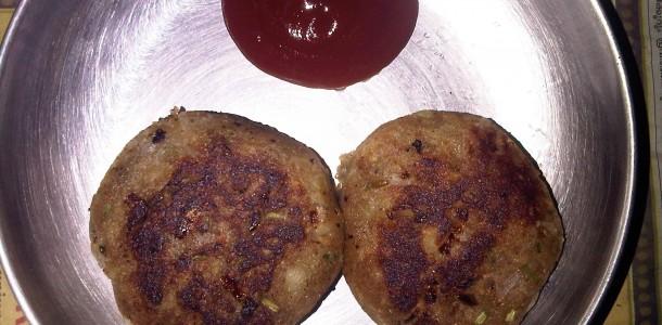 Sweet Potato Patties-cutletss