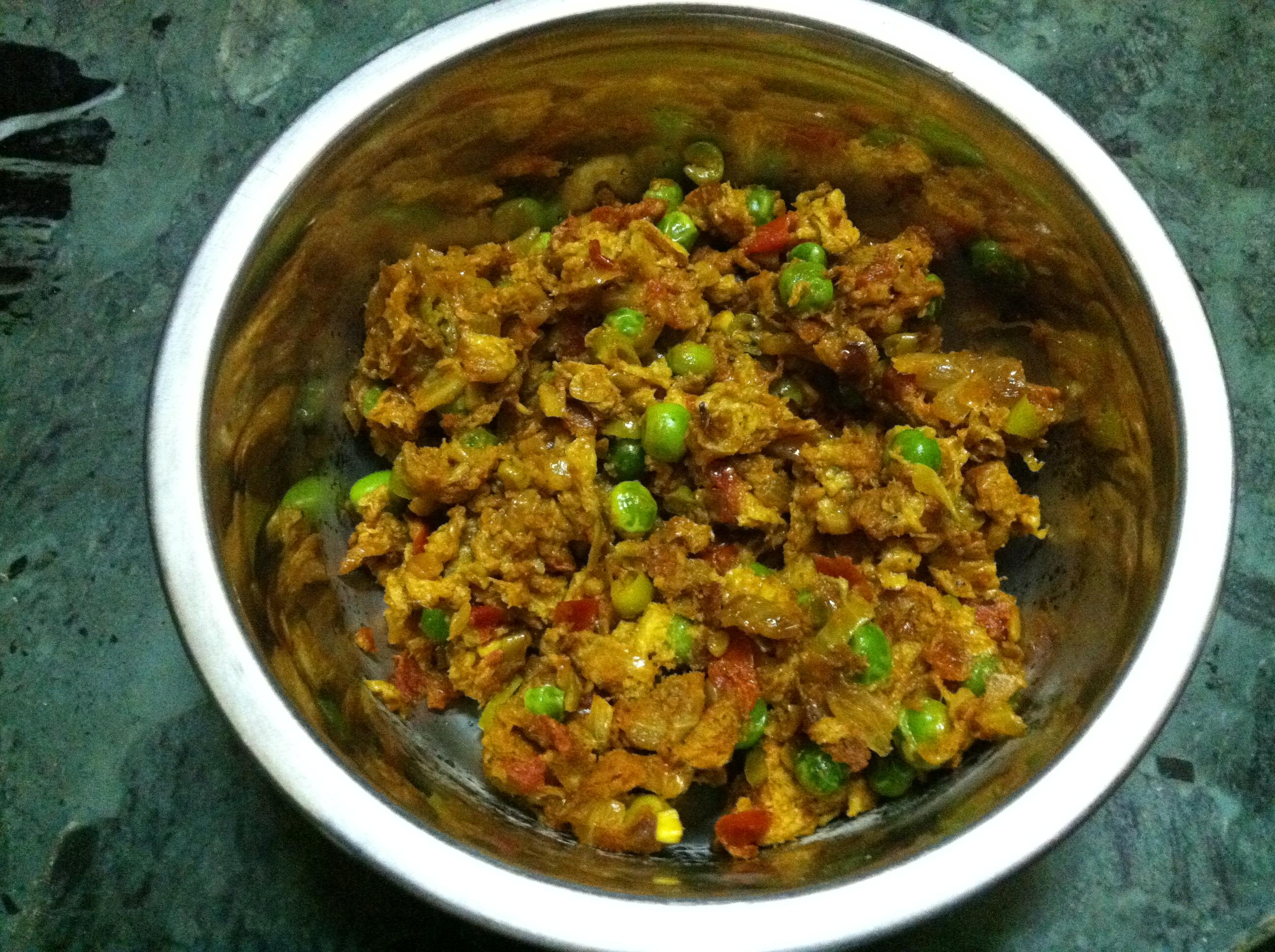 Dry Soya Peas