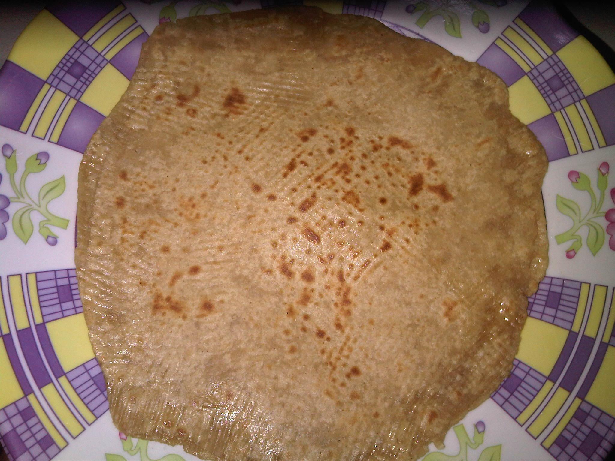 Wheat Paratha