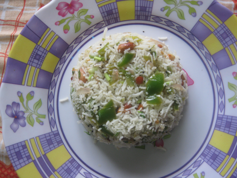 Capsicum Rice Vermicelli