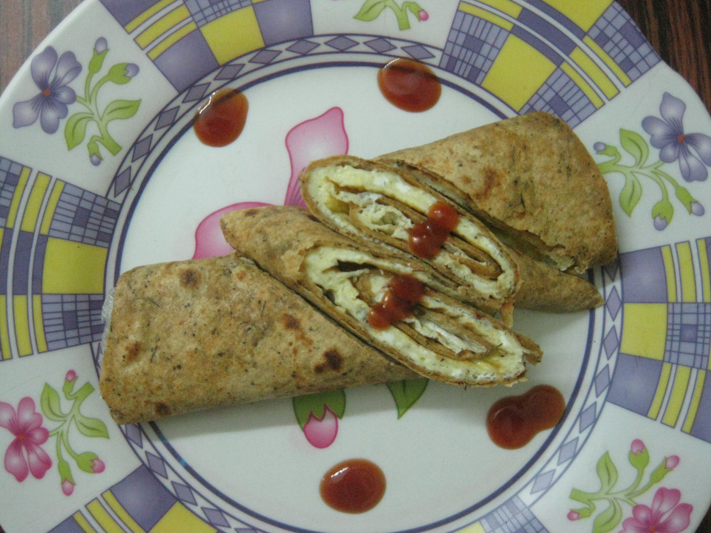 Simple Egg Roll