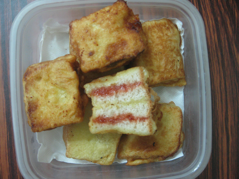 Bread Jam Flitters