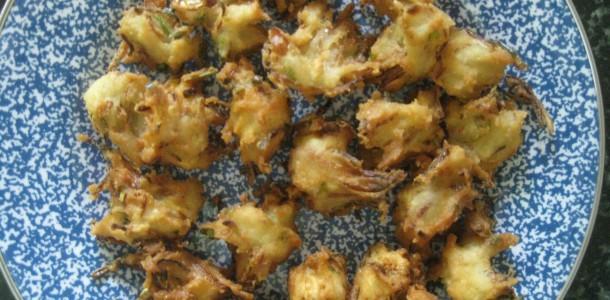 Rice Pakoda