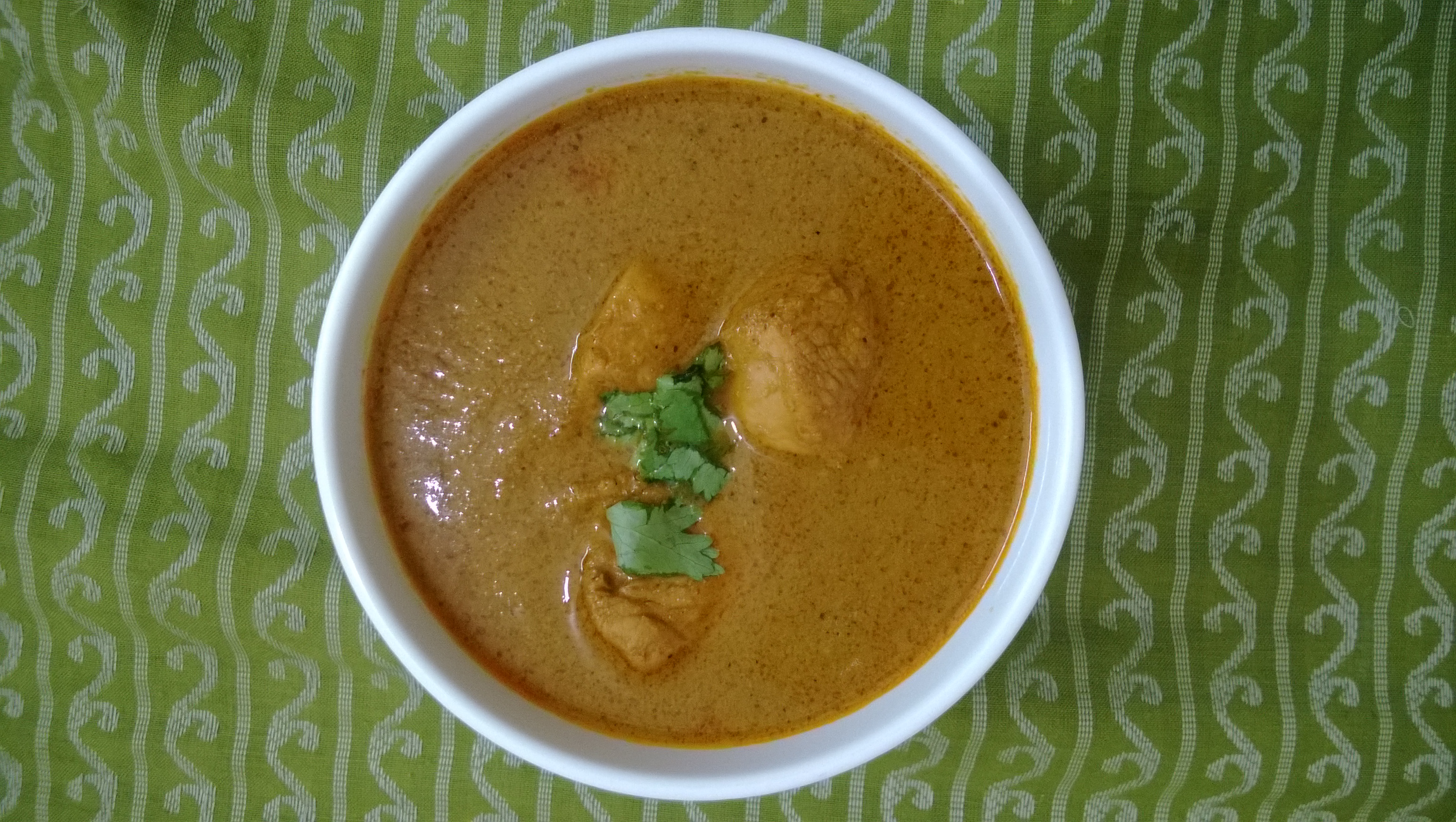 Chicken Curry - Karnataka Gowda Style