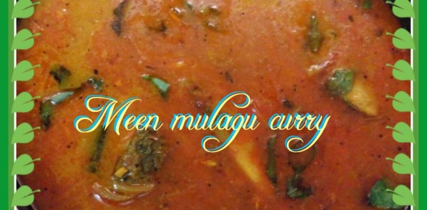 Meen Mulagu Curry