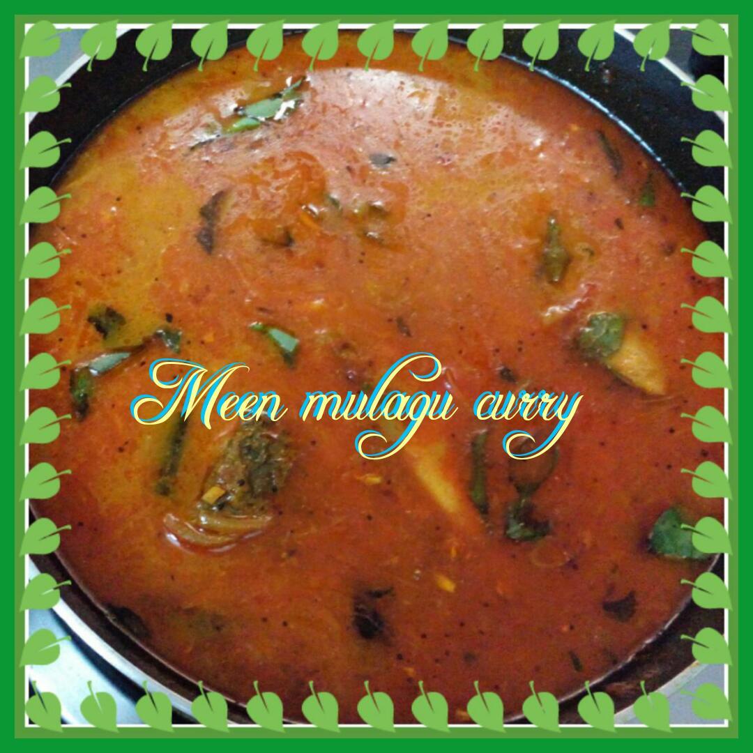 Meen Mulagu Curry