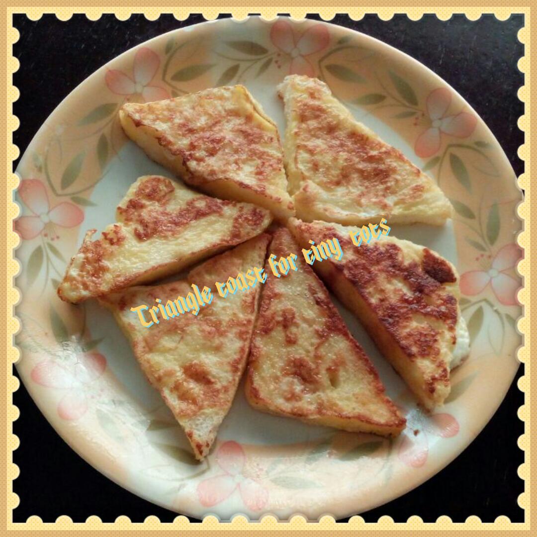 Triangle Toast