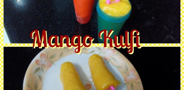 Mango Kulfi